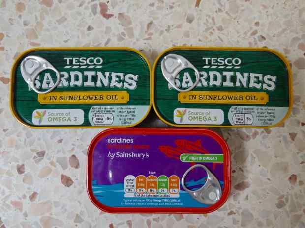 International Sardines
